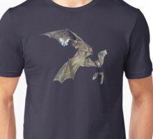 Savi's Pipistrelle - itty bitty bats flying around Unisex T-Shirt