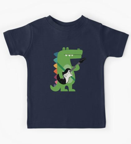 Croco Rock Kids Tee