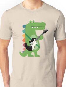 Croco Rock Unisex T-Shirt