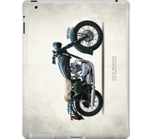 The Great Escape Motorcycle iPad Case/Skin