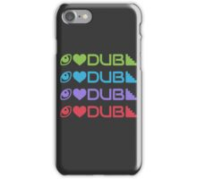 Dubstep Appreciation iPhone Case/Skin