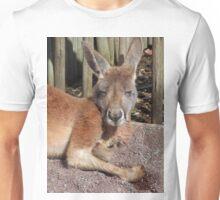 Wake me for dinner!! Unisex T-Shirt
