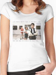 Ferris Bueller Women's Fitted Scoop T-Shirt