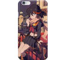 Ryuko Matoi iPhone Case/Skin