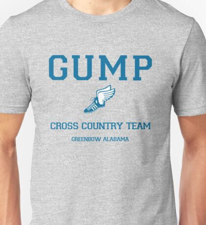 Gump Cross Country Team T-Shirt