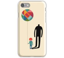 Grow up iPhone Case/Skin