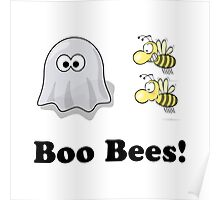 Boo Bees Poster