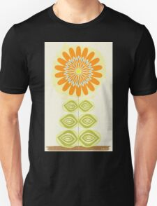 Flowers Found Growing From The Ground Unisex T-Shirt