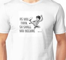 Bruce Lee Quotations  Unisex T-Shirt