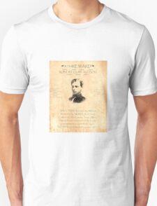 Robert Clay Allison Wanted Unisex T-Shirt