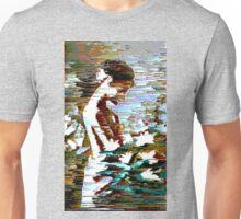 Glitch Girl Unisex T-Shirt