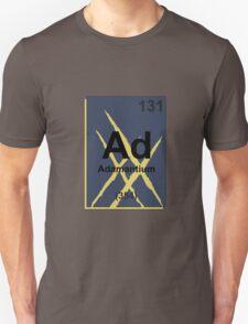 Adamantium Periodic Table - X23 T-Shirt