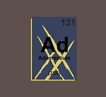 Adamantium Periodic Table - X23 Unisex T-Shirt