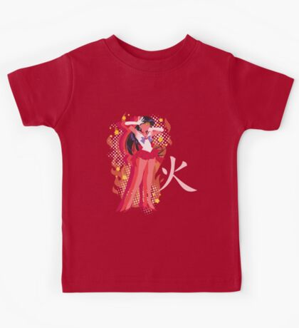 Soldier of Flame & Passion Kids Tee