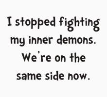 Inner Demons Kids Tee