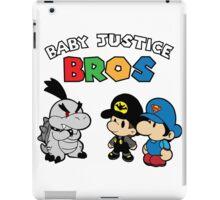 Baby Justice Bros. iPad Case/Skin