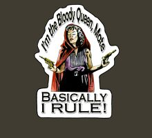 Liz X - Basically, I Rule! Womens Fitted T-Shirt
