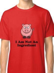 Ingredient Pig Classic T-Shirt