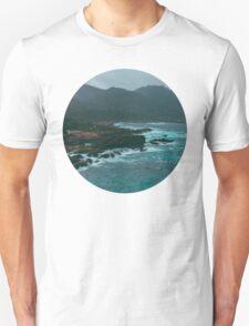 Big Sur Rocky Shore Unisex T-Shirt
