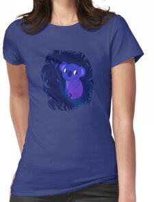 Space Koala Womens Fitted T-Shirt
