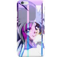 Ryoko - Purple & Blue iPhone Case/Skin