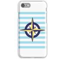 Sailor's Compass iPhone Case/Skin