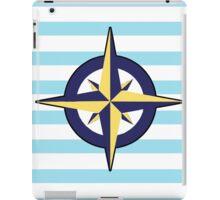 Sailor's Compass iPad Case/Skin