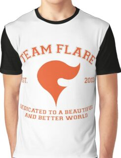 Team Flare Graphic T-Shirt
