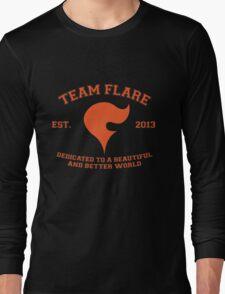 Team Flare Long Sleeve T-Shirt
