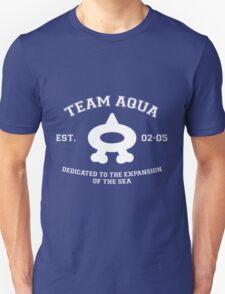 Team Aqua Ver. 2 Unisex T-Shirt