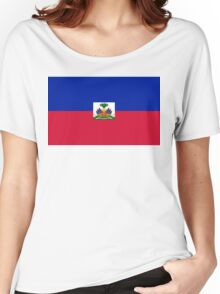 Haiti Women's Relaxed Fit T-Shirt