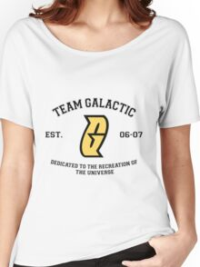 Team Galactic Women's Relaxed Fit T-Shirt