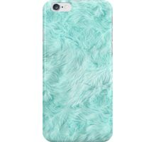 Adorable blue iPhone Case/Skin