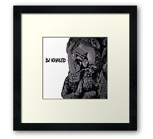 DJ Khaled Framed Print