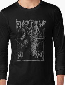 Black Metal Phillip Long Sleeve T-Shirt