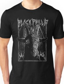 Black Metal Phillip Unisex T-Shirt