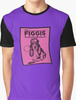 Archer - The Figgis Agency Graphic T-Shirt