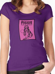 Archer - The Figgis Agency Women's Fitted Scoop T-Shirt
