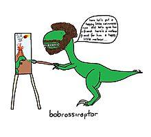 Bobrossiraptor Photographic Print