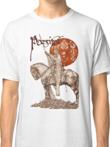 PERCEVAL LEGEND /QUEST OF HOLY GRAIL Red Fantasy Classic T-Shirt