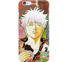 Gintoki Shonen Jump iPhone Case/Skin