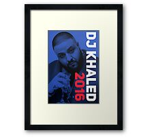 DJ Khaled 2016 Framed Print