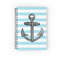 Sailor's Anchor Spiral Notebook