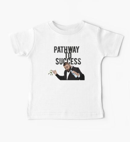 Pathaway to Success Baby Tee