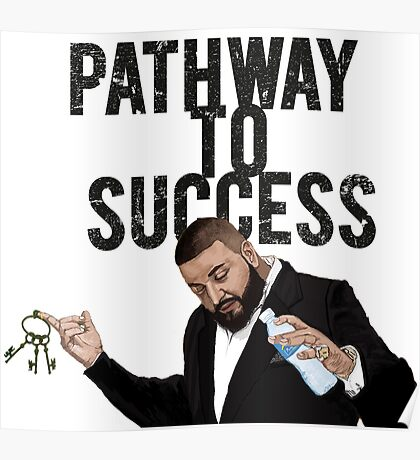Pathaway to Success Poster
