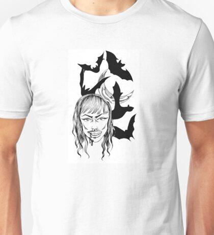 Batty Bitch Unisex T-Shirt