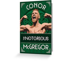Mcgregor - The Notorious Greeting Card