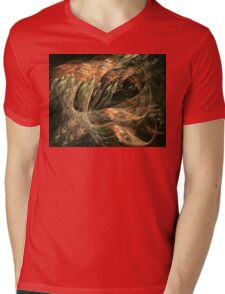 Sting Ray Mens V-Neck T-Shirt