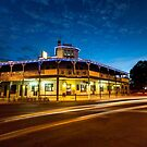 Coonamble Commercial Hotel by David Haworth