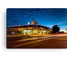 Coonamble Commercial Hotel Canvas Print